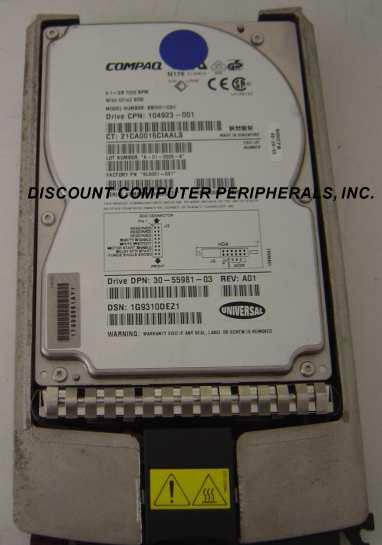 Compaq 104923-001