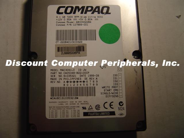 Compaq 127889-001