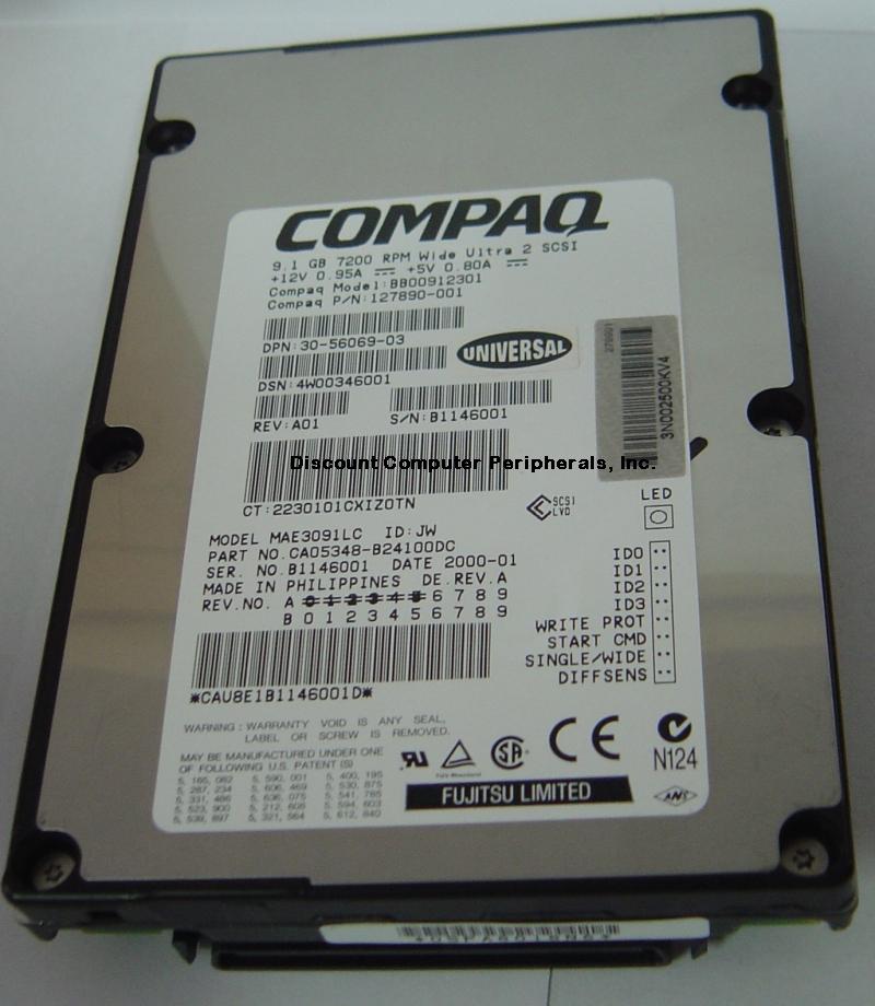 COMPAQ 127890-001