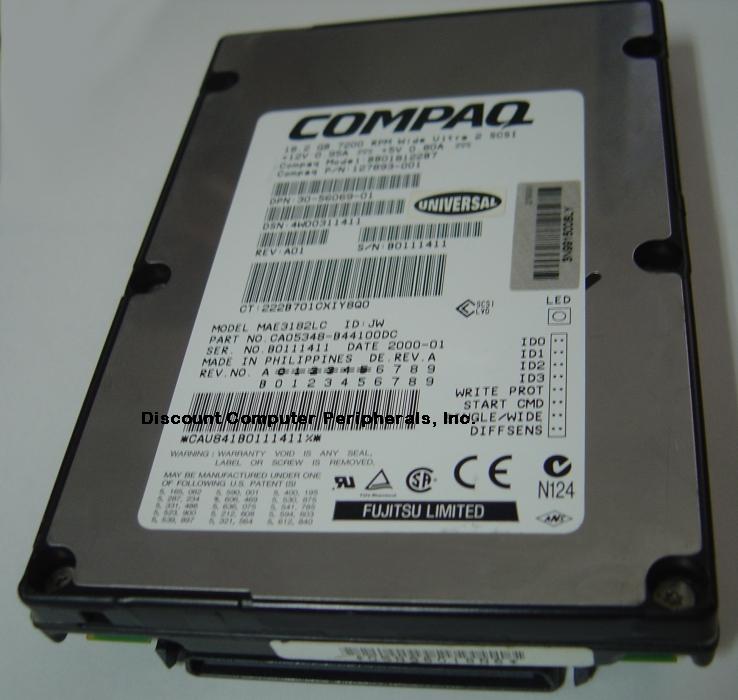 Compaq 127893-001