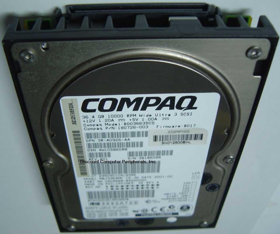 Compaq 180726-003