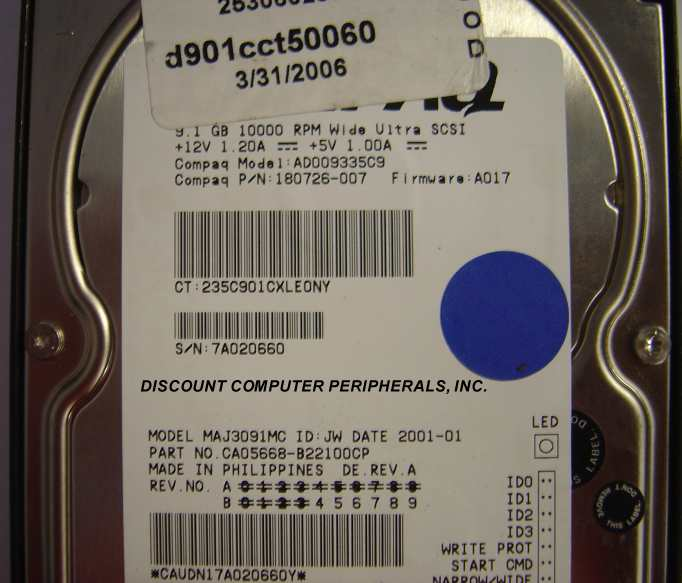 Compaq 180726-007