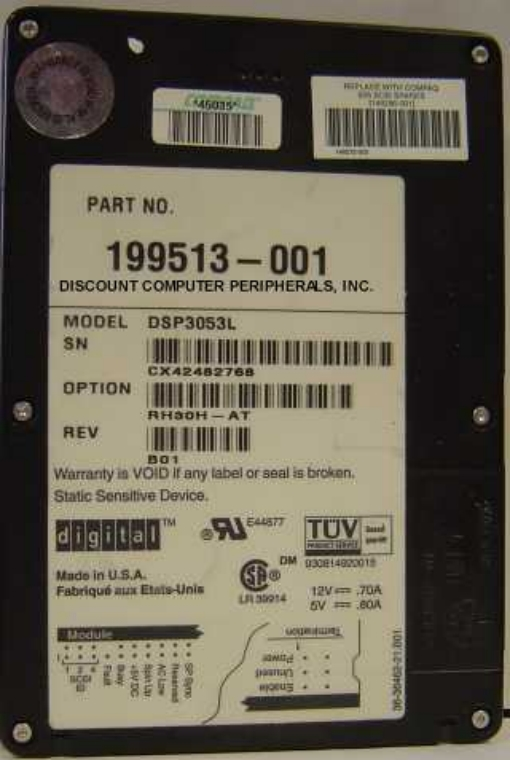 Compaq 199513-001