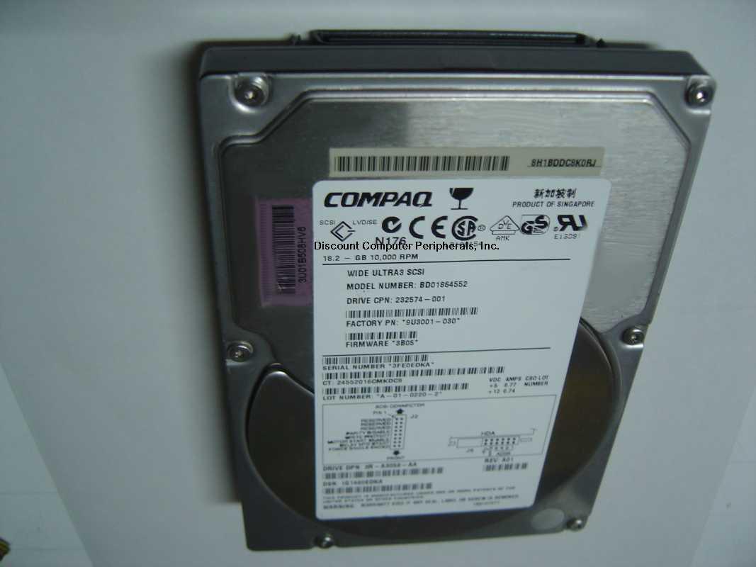 Compaq 232574-001