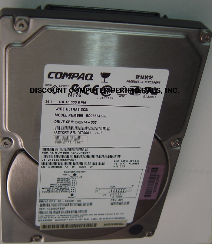 Compaq 232574-002