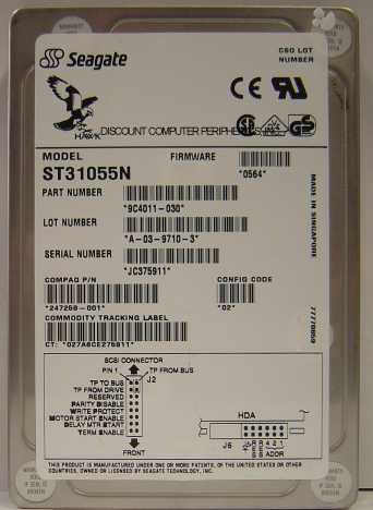 Compaq 247259-001