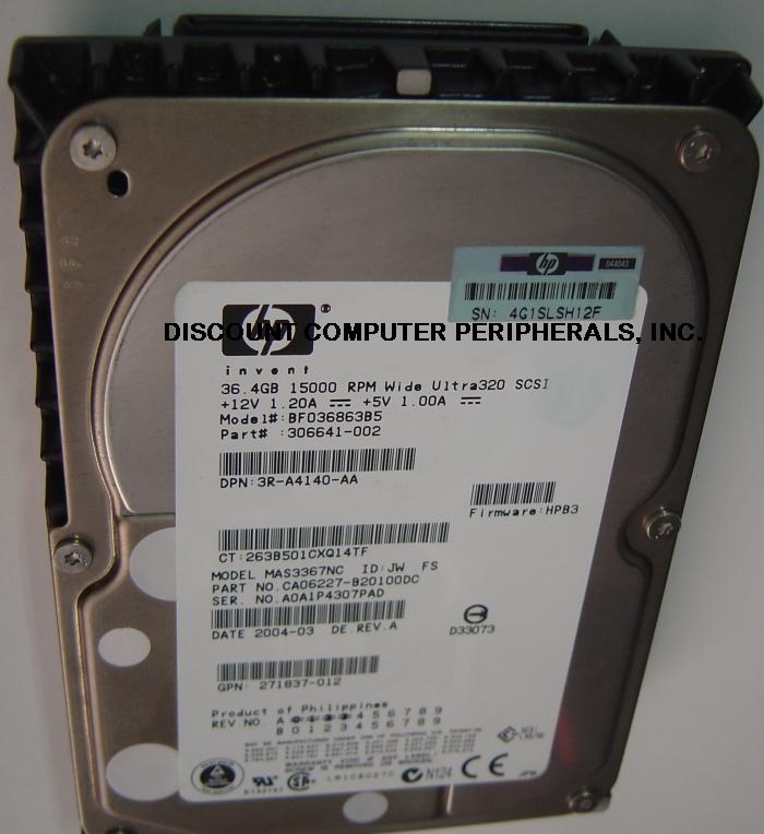 Compaq 306641-002