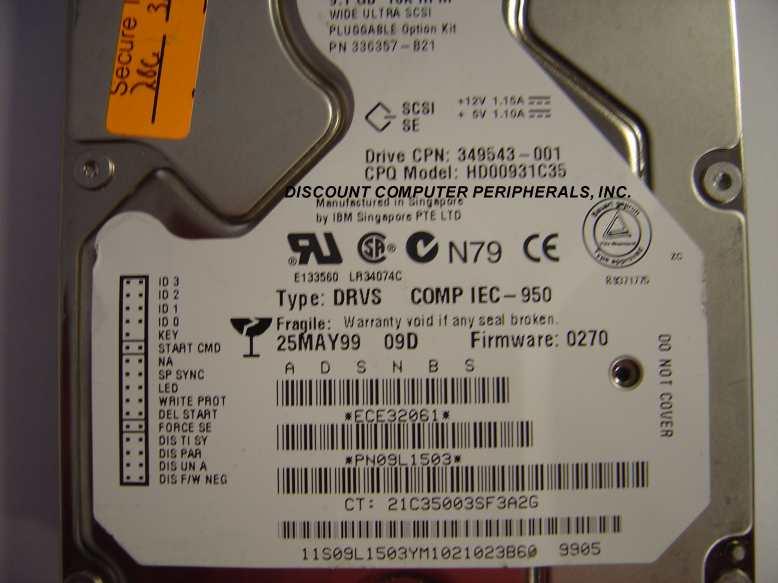 Compaq 349543-001