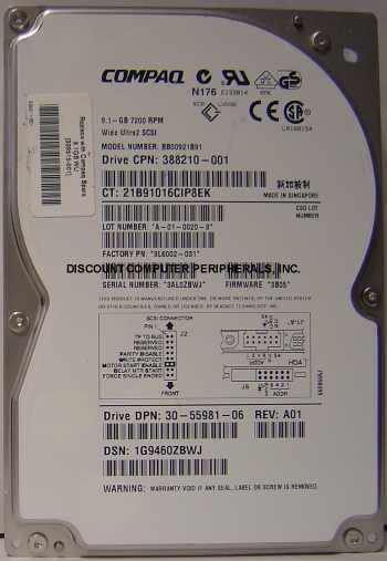 Compaq 388210-001