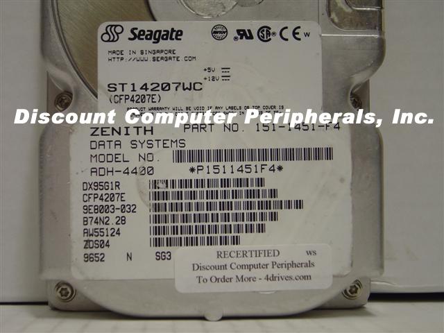 Conner CFP4207E