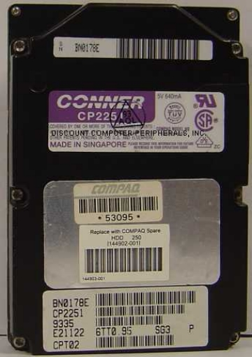 Conner CP2251