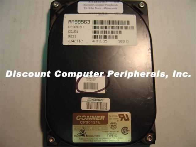 Conner CP30121E