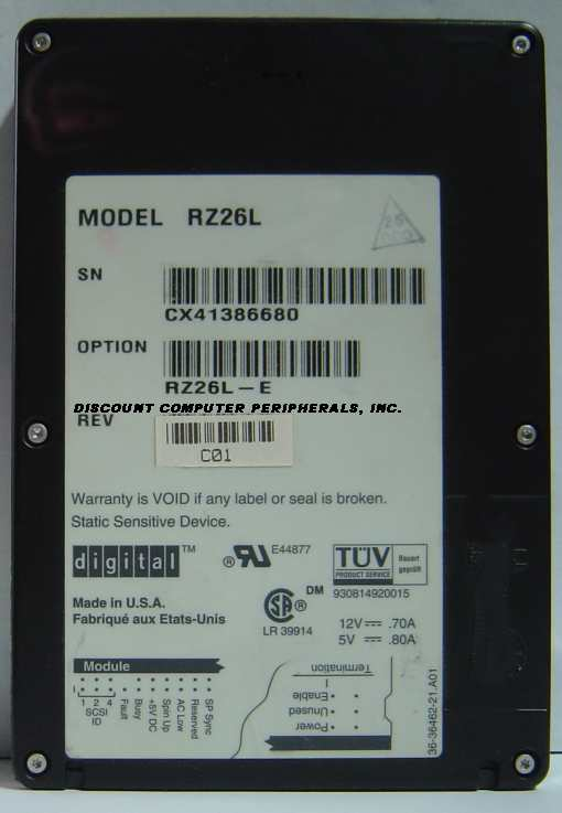 Dec RZ26L-E