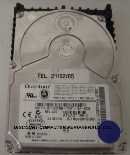 Dell JP-080XUH
