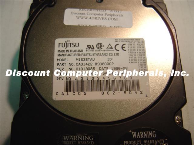 Fujitsu M1638TAU