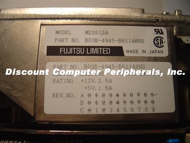 Fujitsu M2261SA