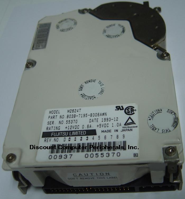 Fujitsu M2624T