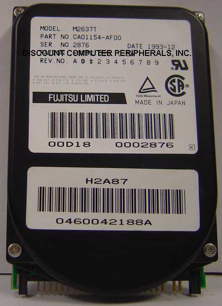 Fujitsu M2637T