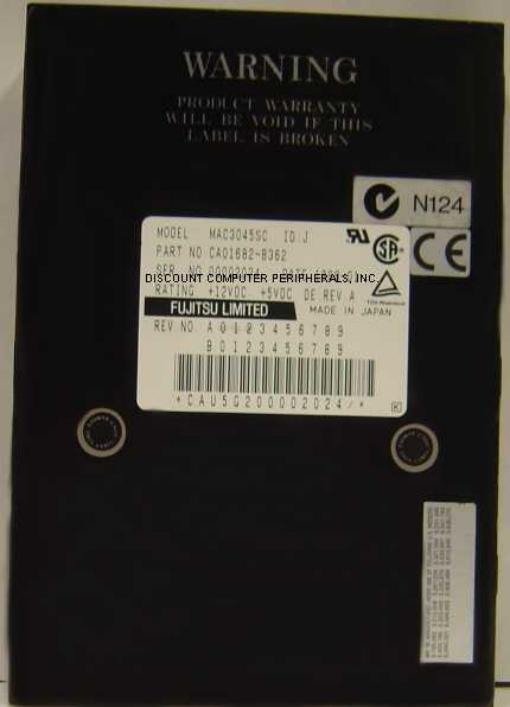 Fujitsu MAC3045SC