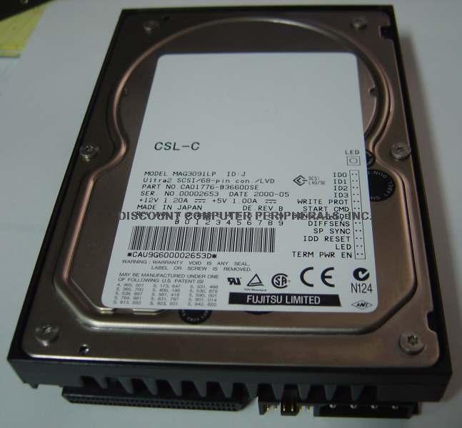 Fujitsu MAG3091LP