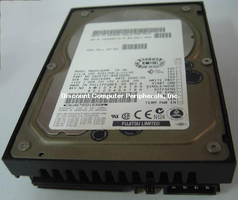Fujitsu MAG3182MP
