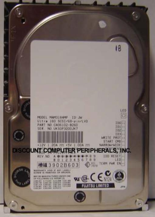 Fujitsu MAM3184MP