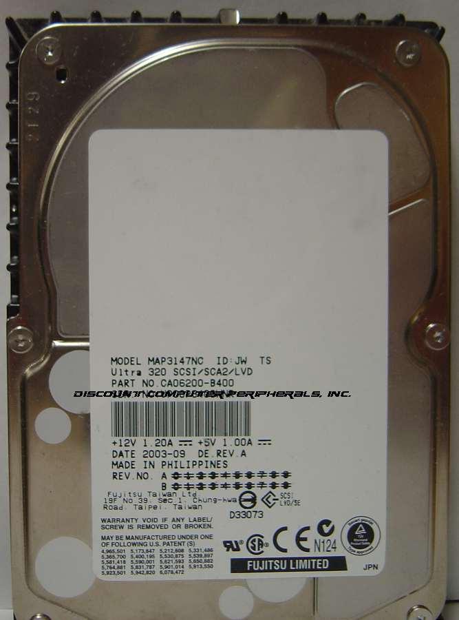 Fujitsu MAP3147NC