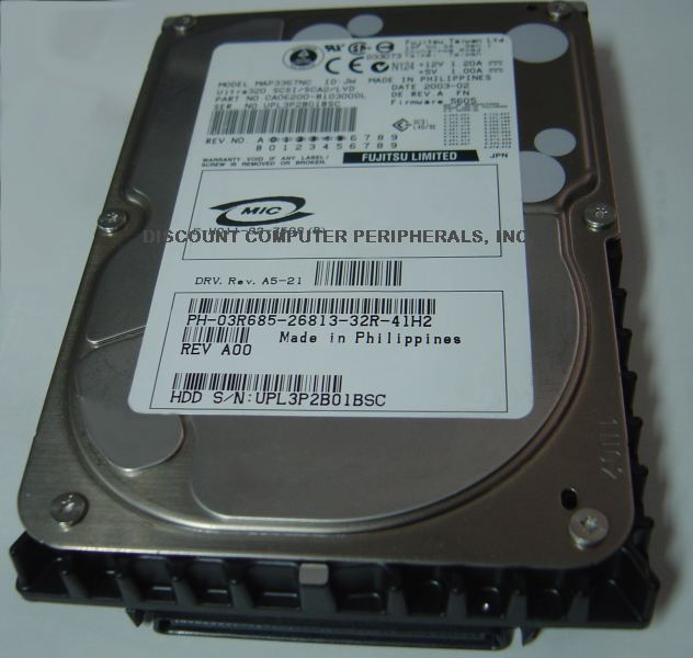 Fujitsu MAP3367NC