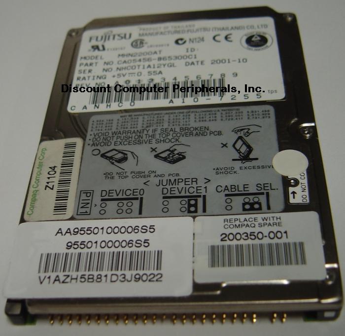 Fujitsu MHN2200AT