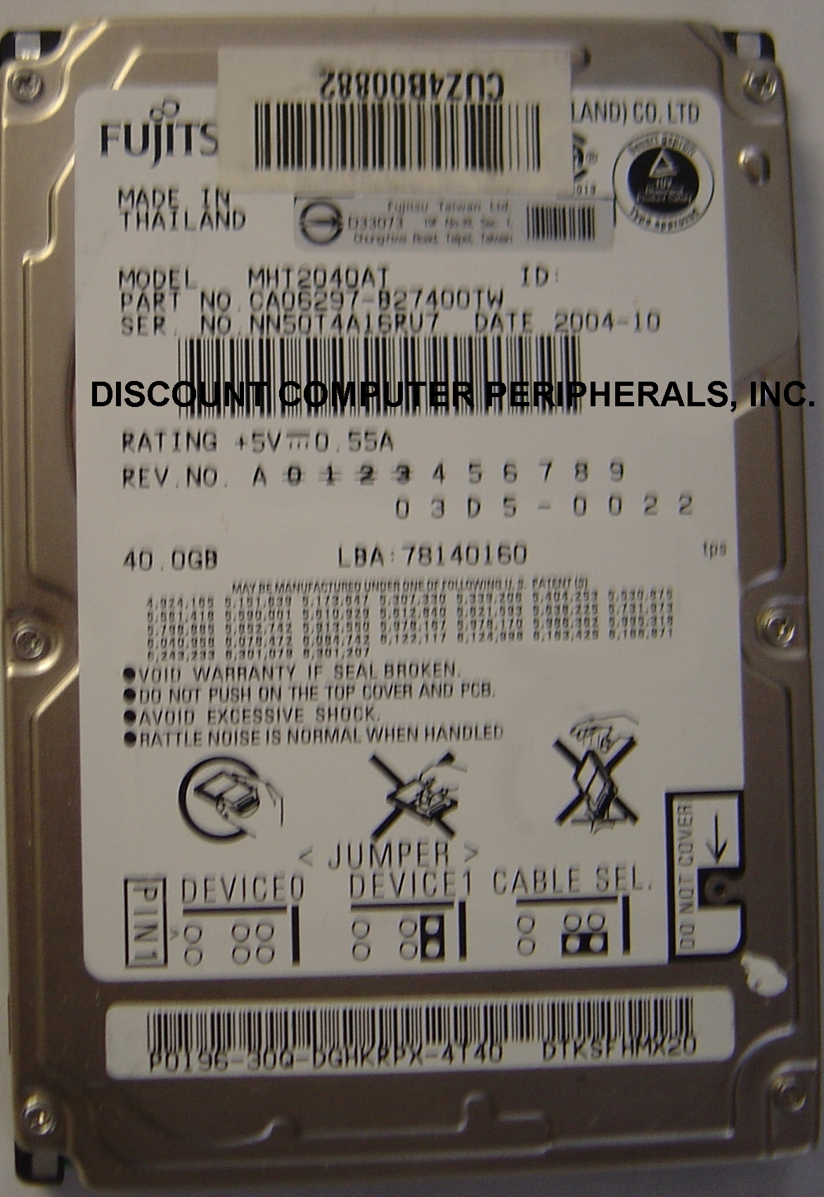 Fujitsu MHT2040AT_NEW