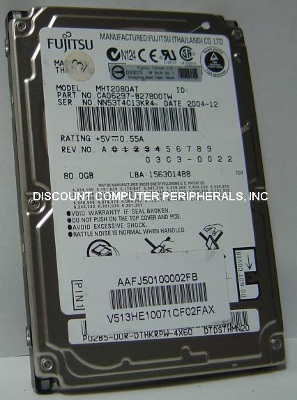 Fujitsu MHT2080AT