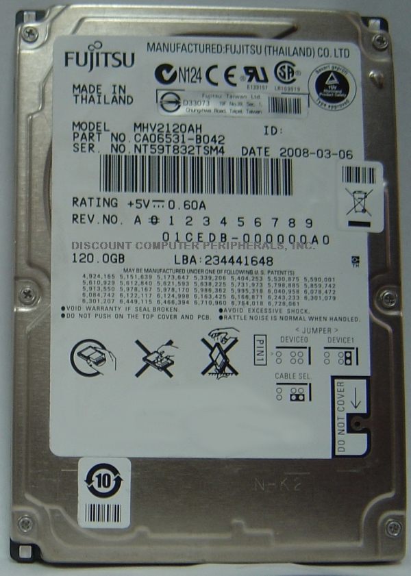 Fujitsu MHV2120AH_NEW