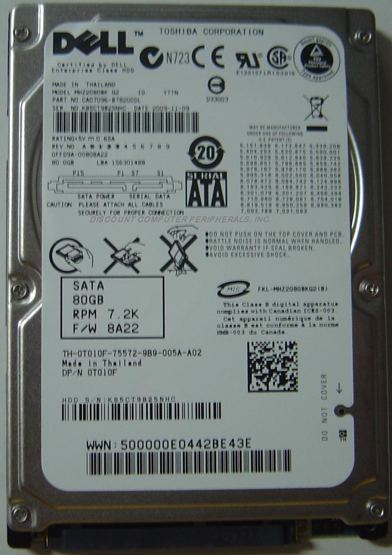 Fujitsu MHZ2080BK_NEW