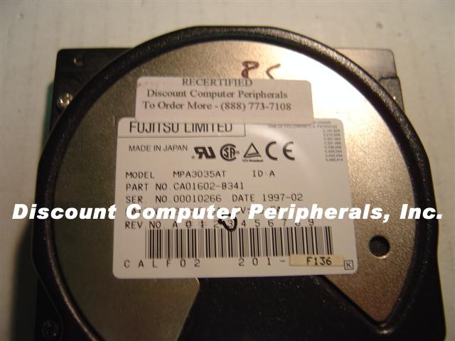 Fujitsu MPA3035AT