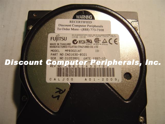 Fujitsu MPB3021AT