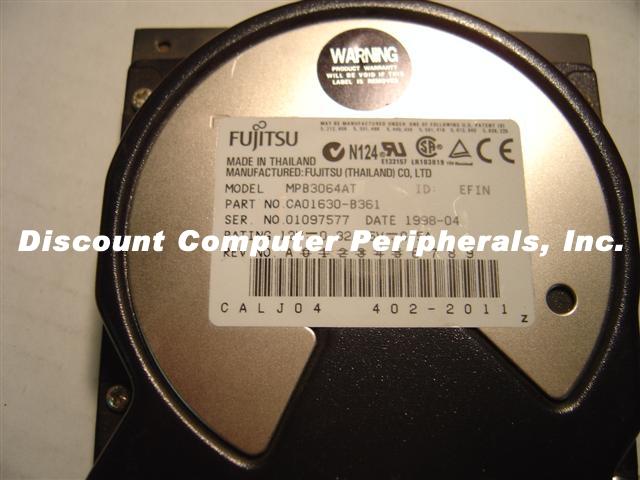 Fujitsu MPB3064AT