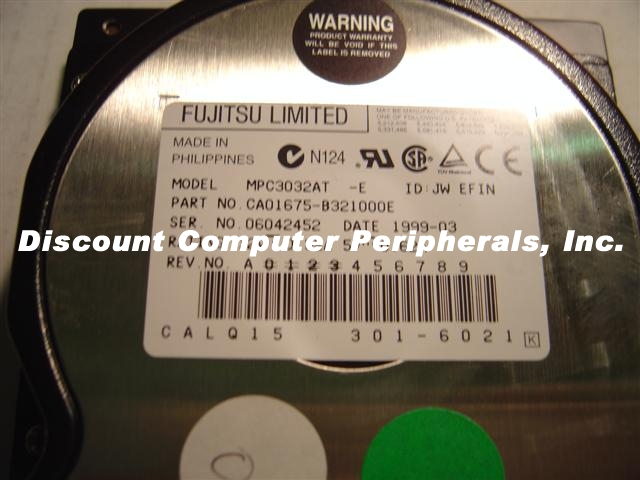 Fujitsu MPC3032AT