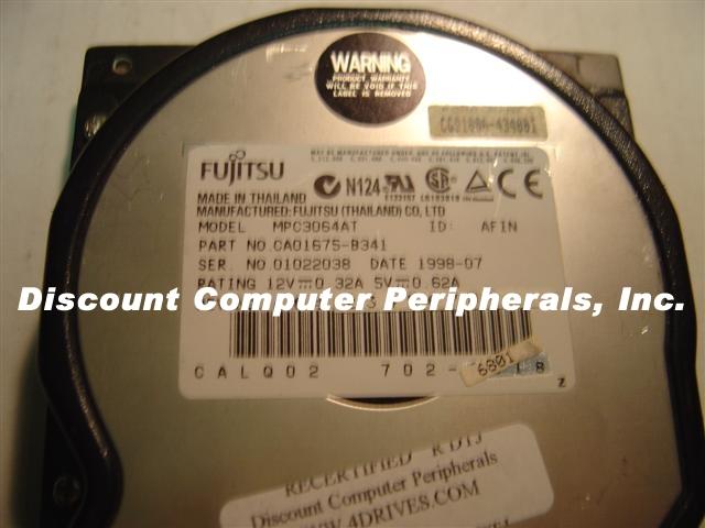Fujitsu MPC3064AT