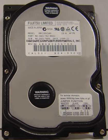 Fujitsu MPC3065AH