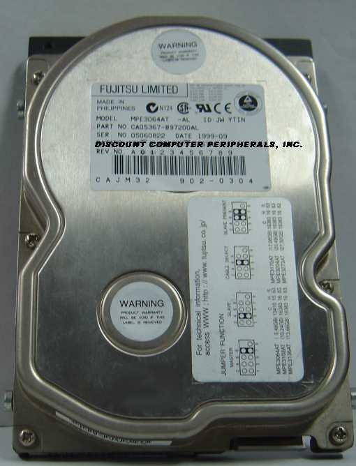 Fujitsu MPE3064AT