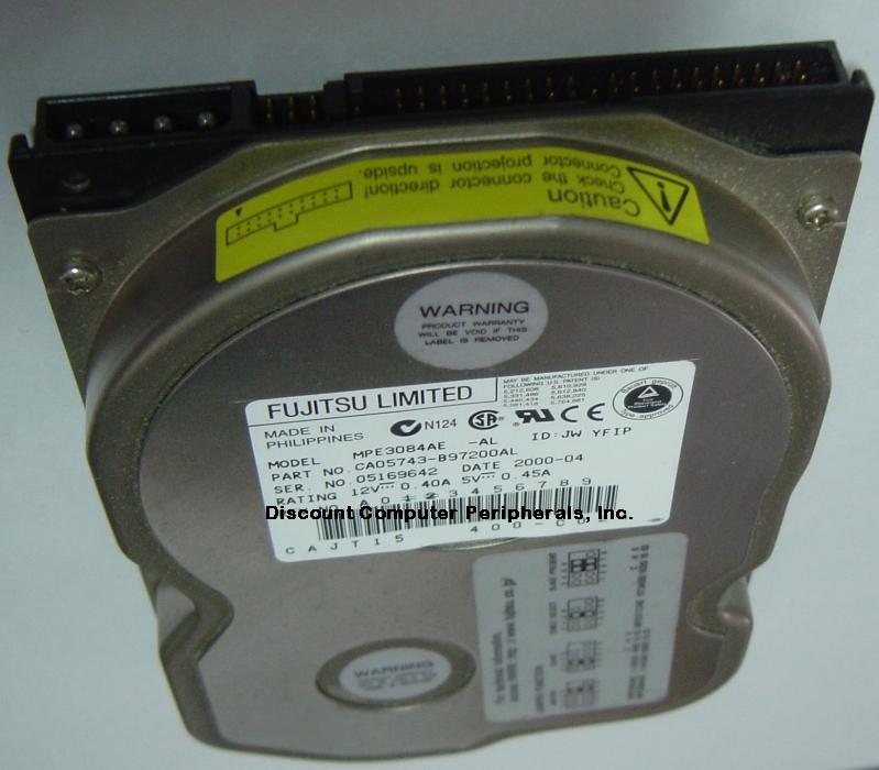 Fujitsu MPE3084AE