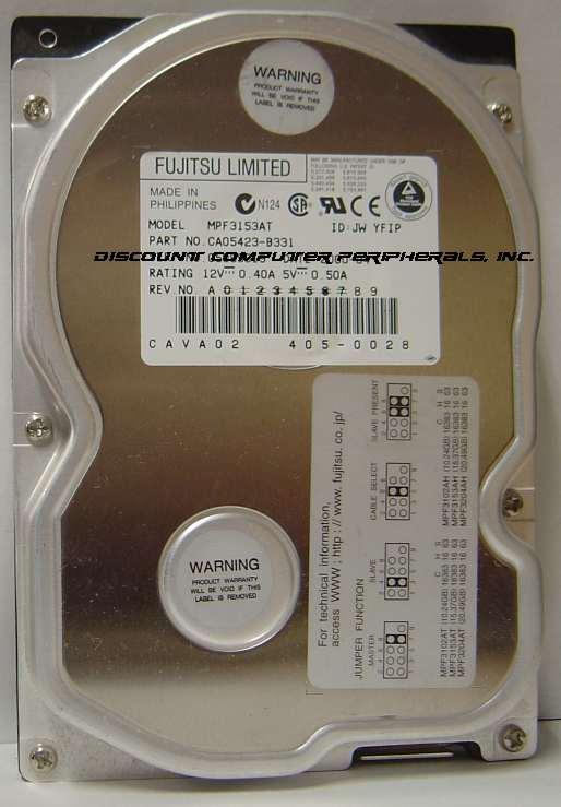Fujitsu MPF3153AT