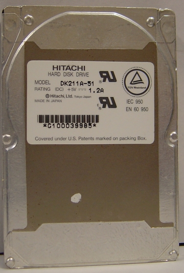 HITACHI DK211A-51
