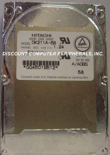HITACHI DK211A-68