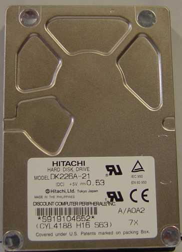 Hitachi DK226A-21