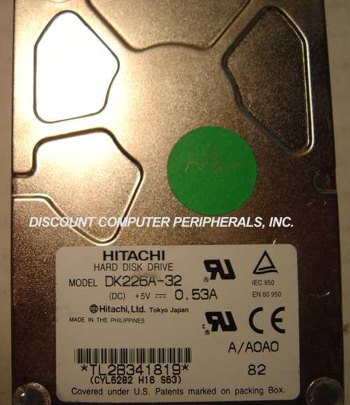 HITACHI DK226A-32