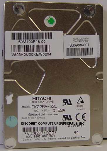 HITACHI DK226A-32U