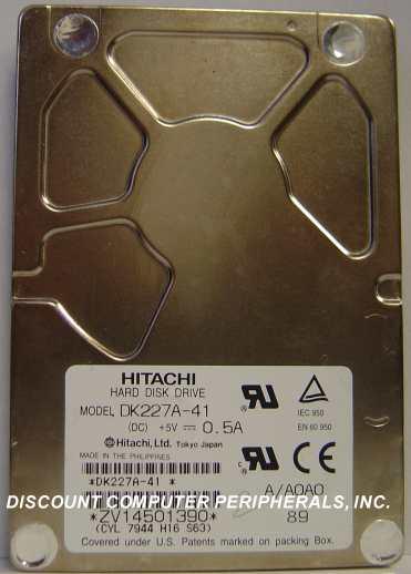 Hitachi DK227A-41