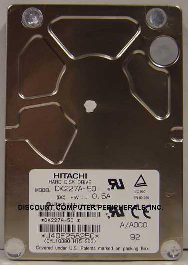 Hitachi DK227A-50