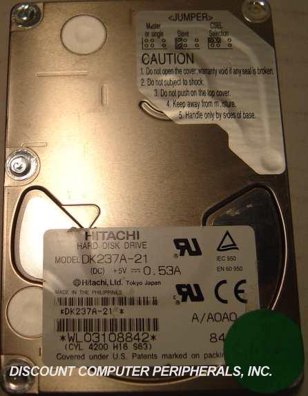 Hitachi DK237A-21